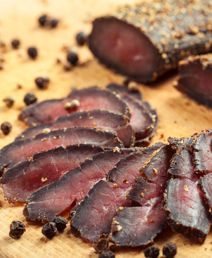 Beef Biltong - 500grams