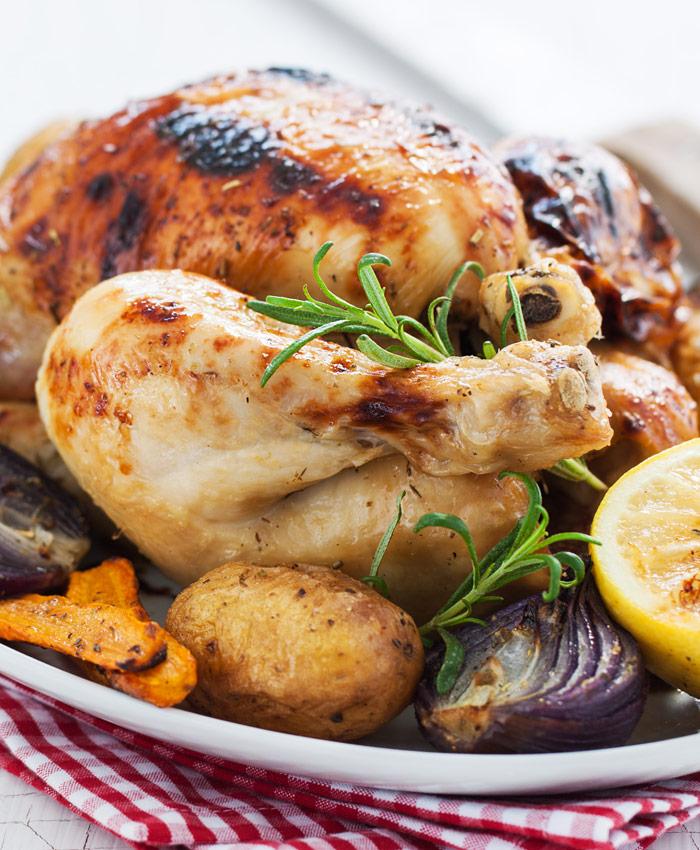 Whole Chicken 2.5kg