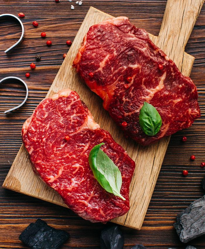 Free Range Rump Steak - 350grams